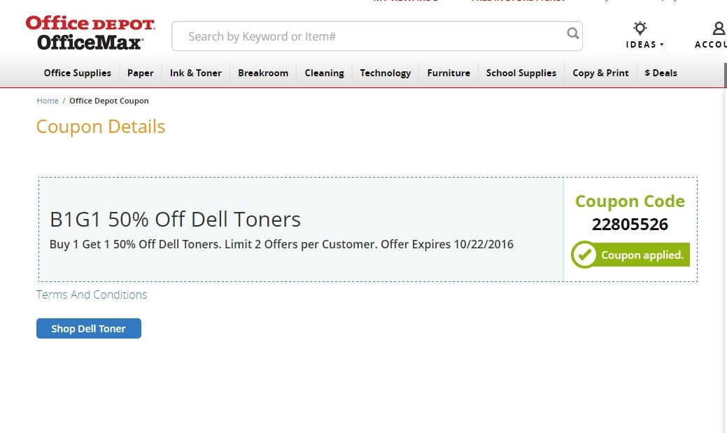 Coupon codes for dell outlet laptops