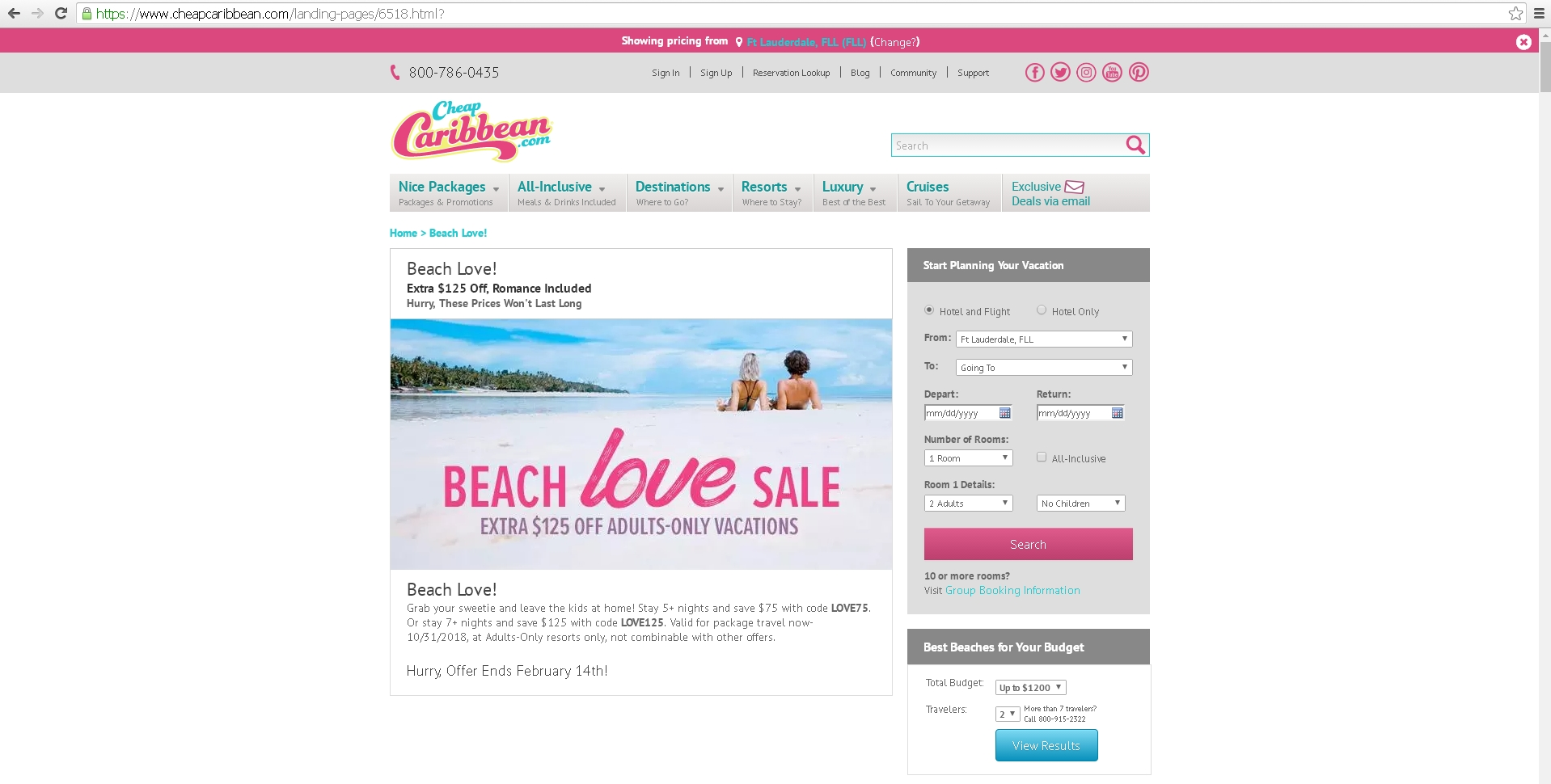 Cheap caribbean coupon codes