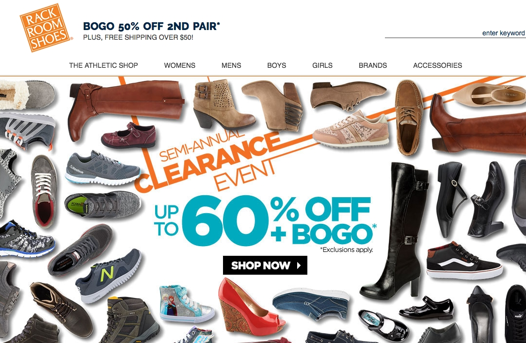 Rack room shoes coupons november 2018 - Car deals september 2018 uk