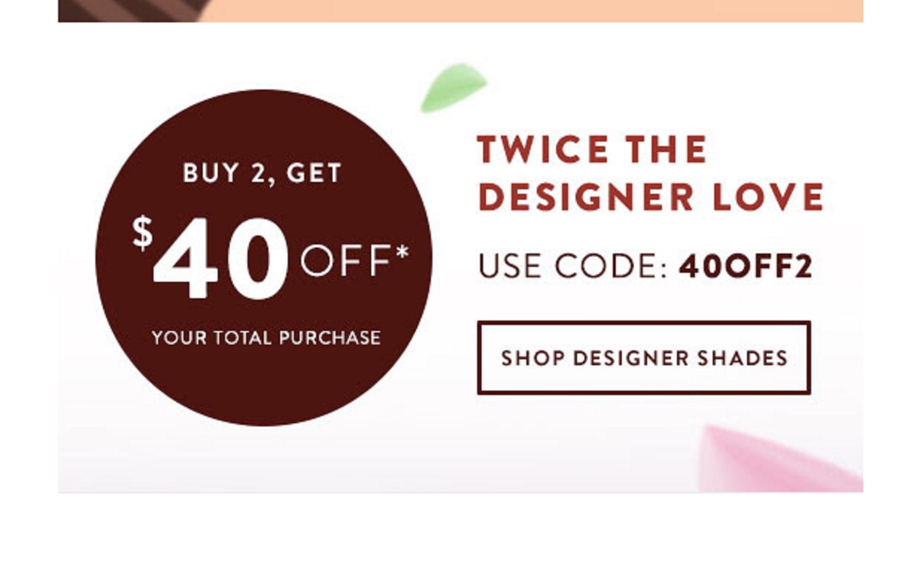 46ad07c6fa005 Sunglass hut coupon 20 off   Thanksgiving deals 2018 amazon