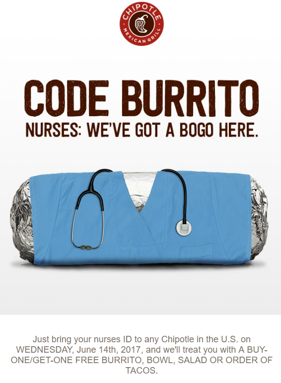 photo about Chipotle Printable Coupon titled Chipotle coupon code : Lead bargains 4 u