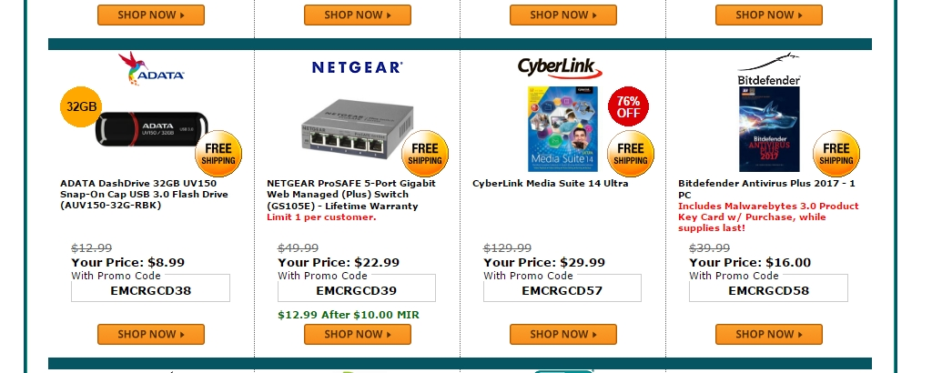 Cyberlink coupon code