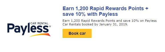 Rapid Rewards® Members can earn Rapid Rewards points, courtesy of Choice, for every qualifying stay at more than 5, Choice brand hotels in the United States, Canada, Europe, the Middle East, Mexico, Central America, Australia, Asia, and the Caribbean*.. How to earn: To receive Rapid Rewards points for your stay, simply provide your Rapid Rewards account number at hotel checkin.