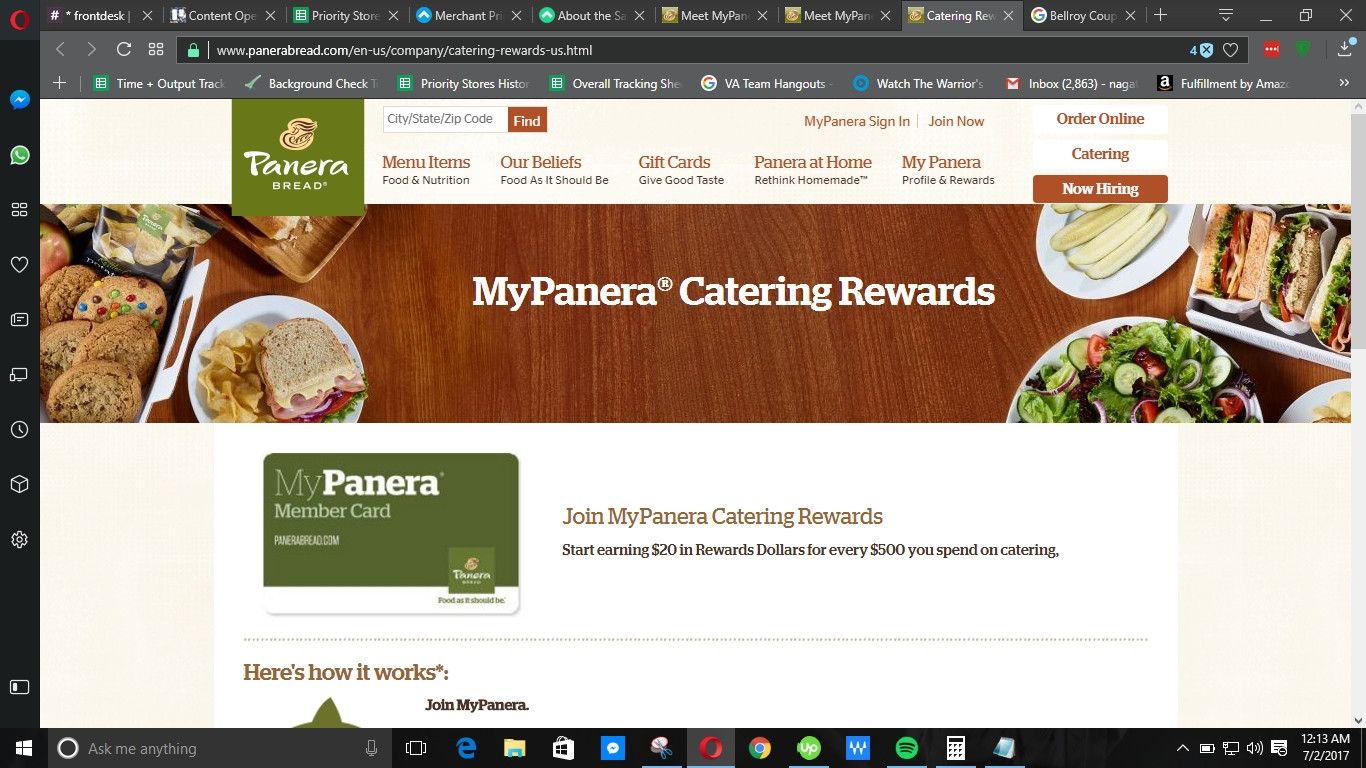 Today's Best Panera Bread Deals