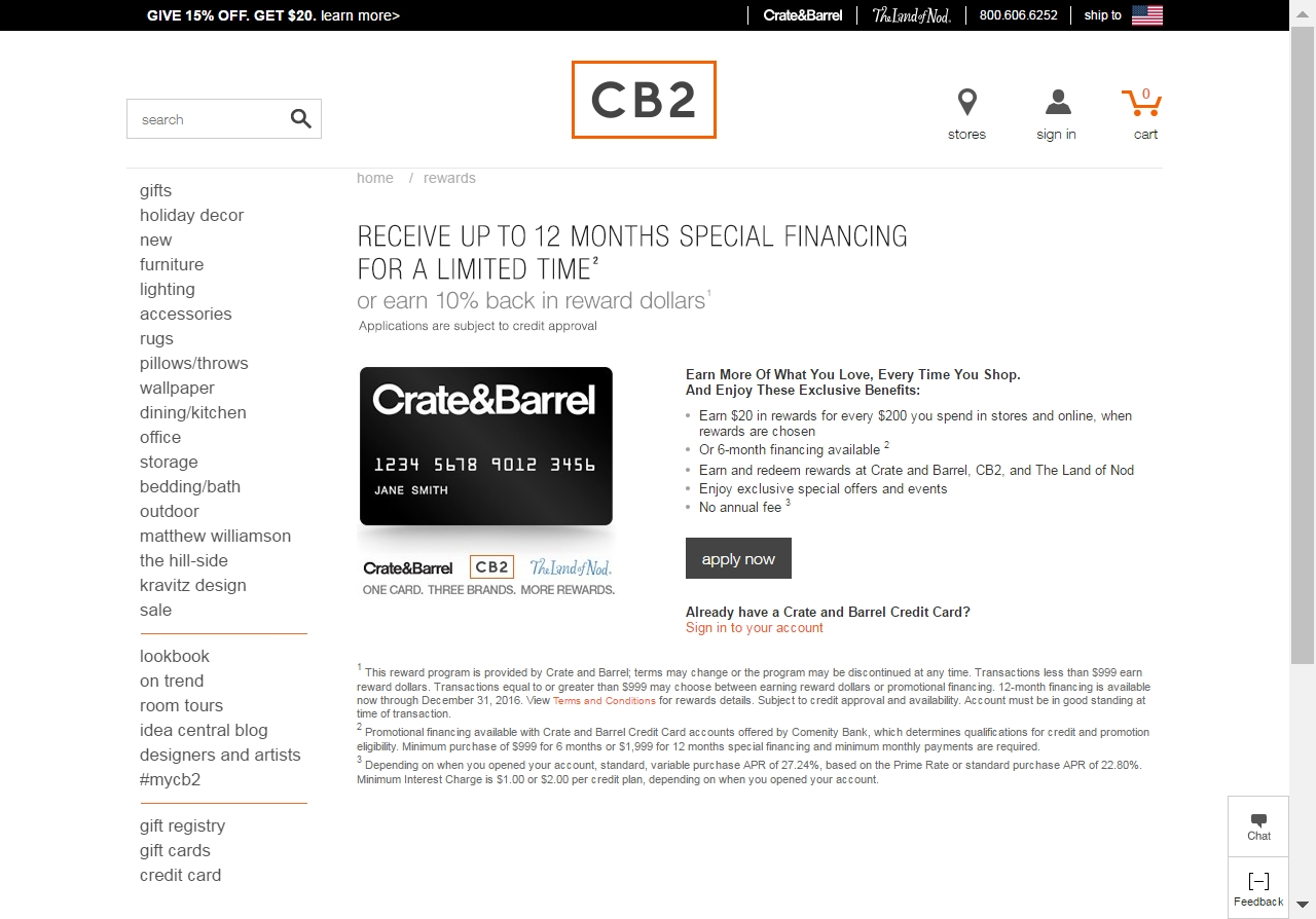 Cb2 coupon codes