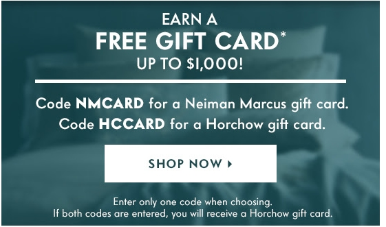 Jan 27,  · Neiman Marcus did not double my gift card They are in big, big trouble. I just wrote an email to them and if the reply isn't an apology alongside another $ gift card, I am DONE. I took screencaps of the qualifying items when I purchased them, just like the gift card event vets advised.