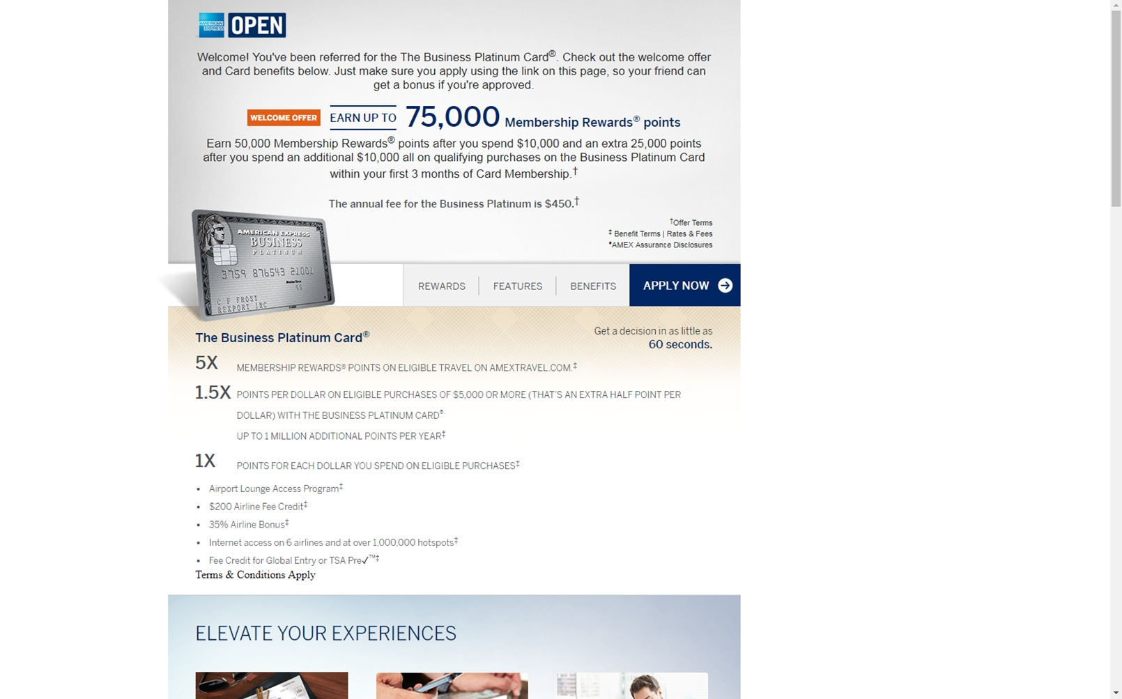 American express discount coupons