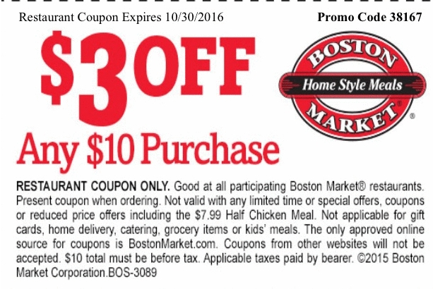 30 off boston market coupon code 2017 all feb 2017 promo codes. Black Bedroom Furniture Sets. Home Design Ideas