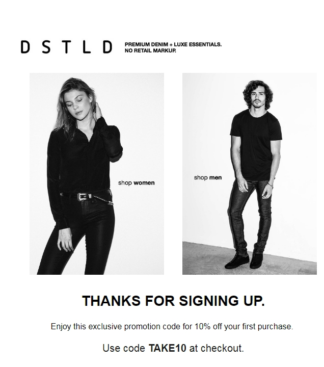 Dstld coupon code