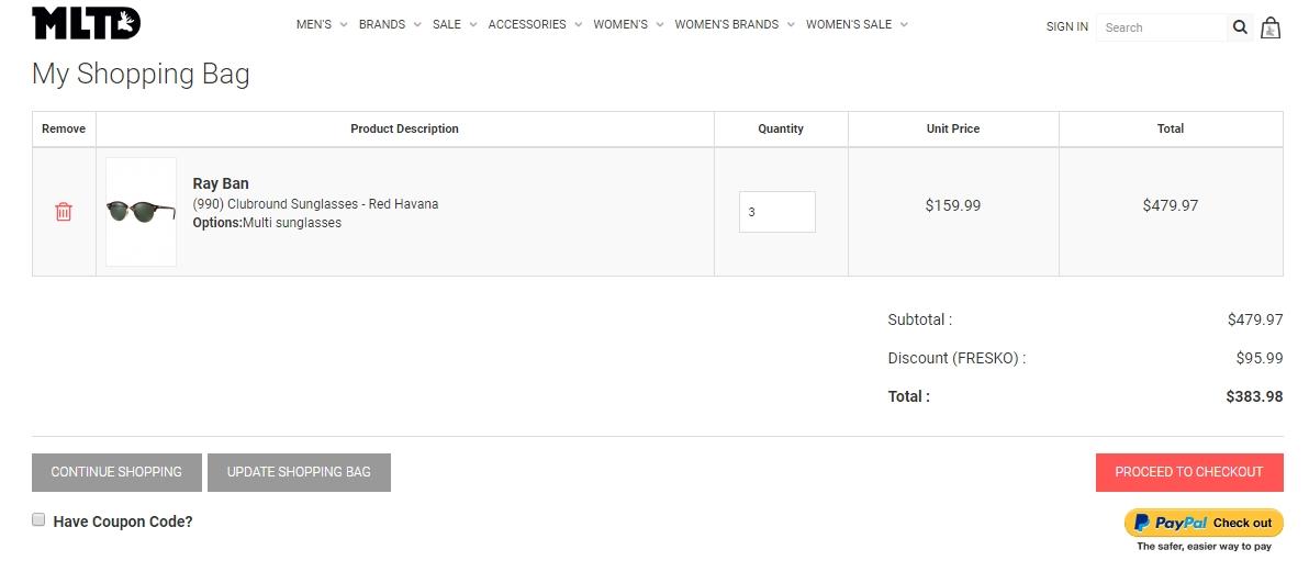 Mltd coupon codes 2018