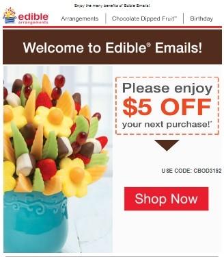 Www edible arrangements coupons com