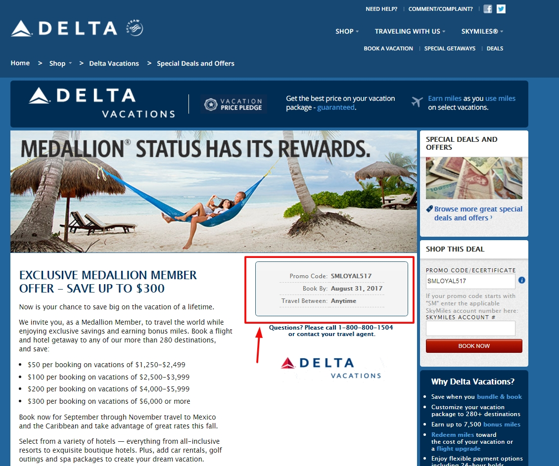 Discount coupons for delta airlines