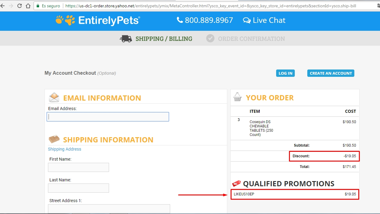 $15 Off Entirely Pets Coupon Code   2017 Promo Code ...