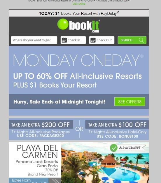 Bookit coupon code