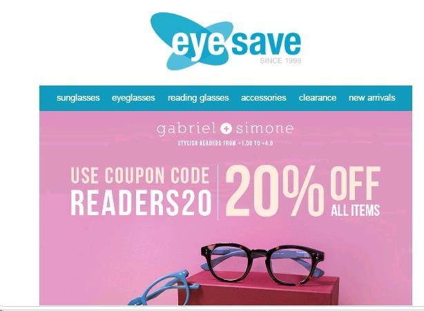 Readingglasses com coupon code