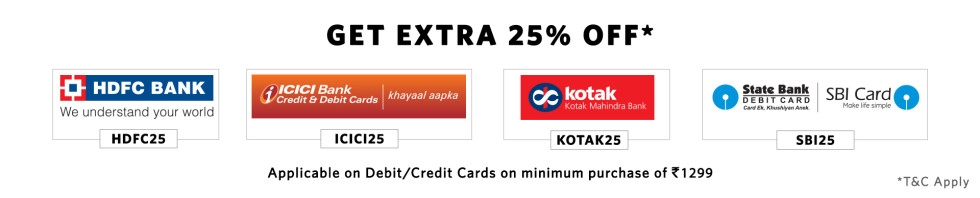Icici coupon for myntra