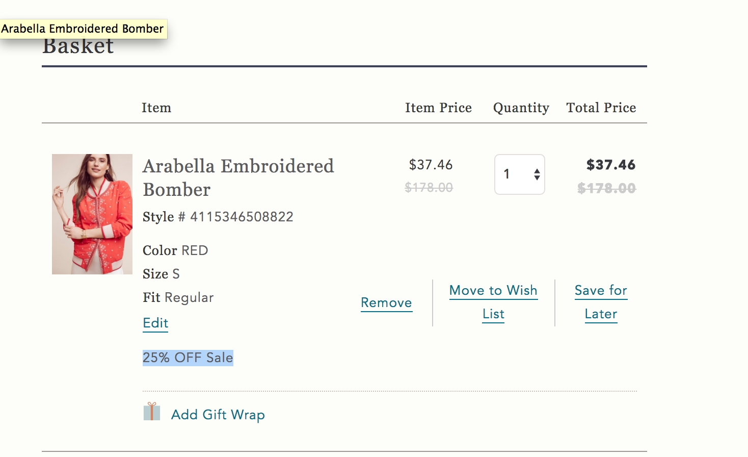 Anthropologie discount coupons