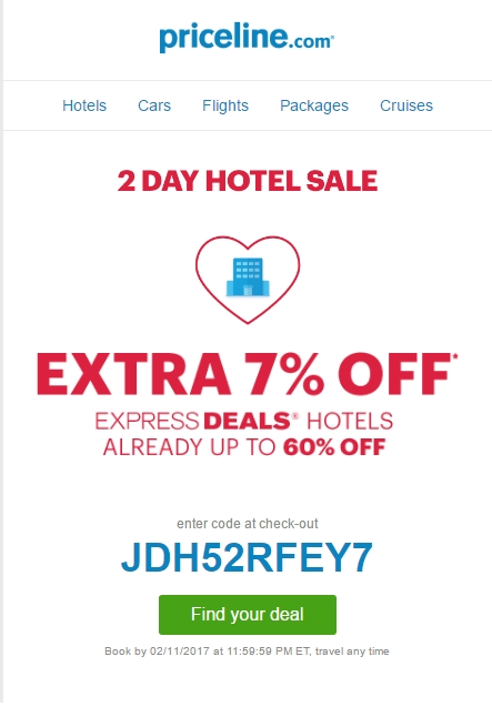 Www priceline com coupons
