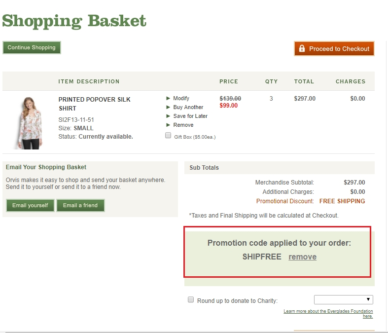 Orvis discount coupons