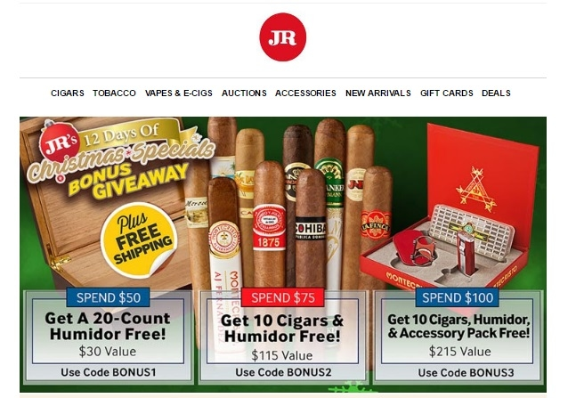 Jr coupon code