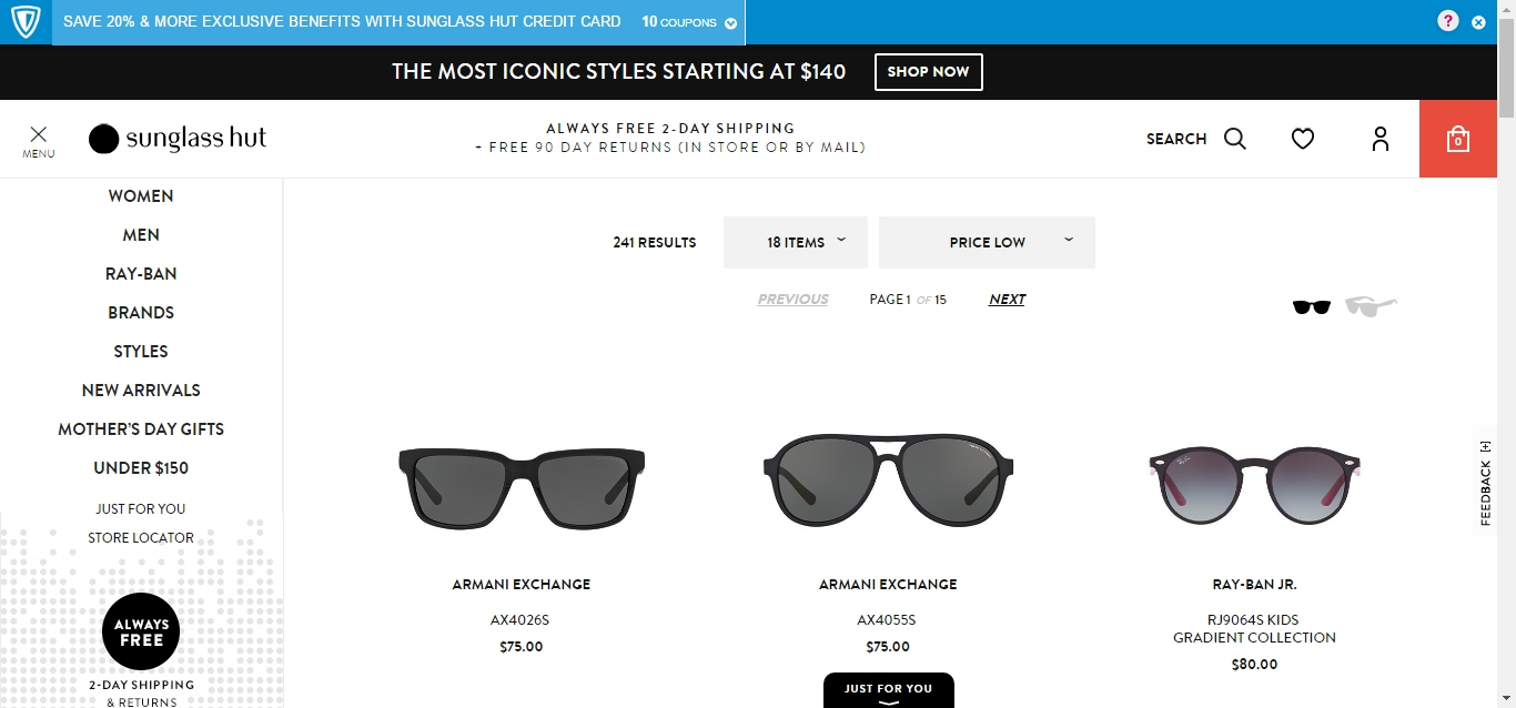 photo regarding Sunglass Hut Printable Coupon identified as Sungl hut coupon codes - Erics porterhouse discount codes