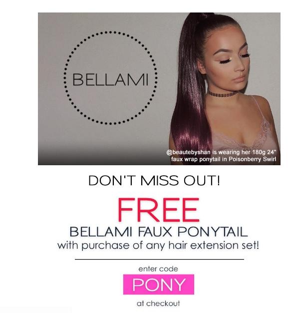 Bellami Hair Extensions Coupon Code 2018 I9 Sports Coupon