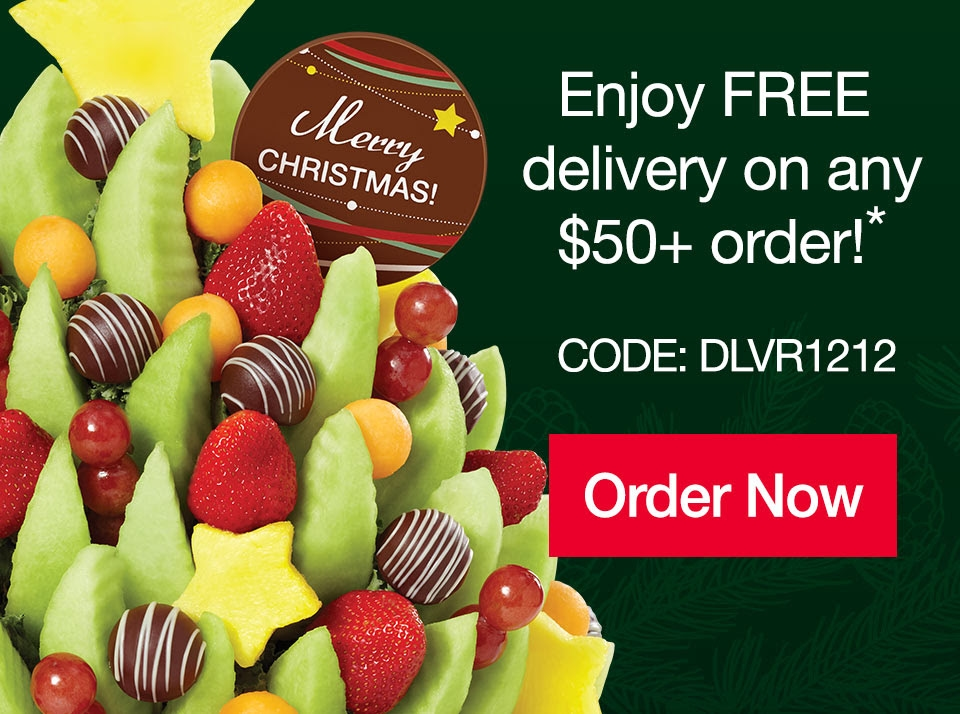 Edible Arrangements is proud to be one of the very first online stores that introduced fresh fruit arrangements and gourmet chocolate-dipped fruits.