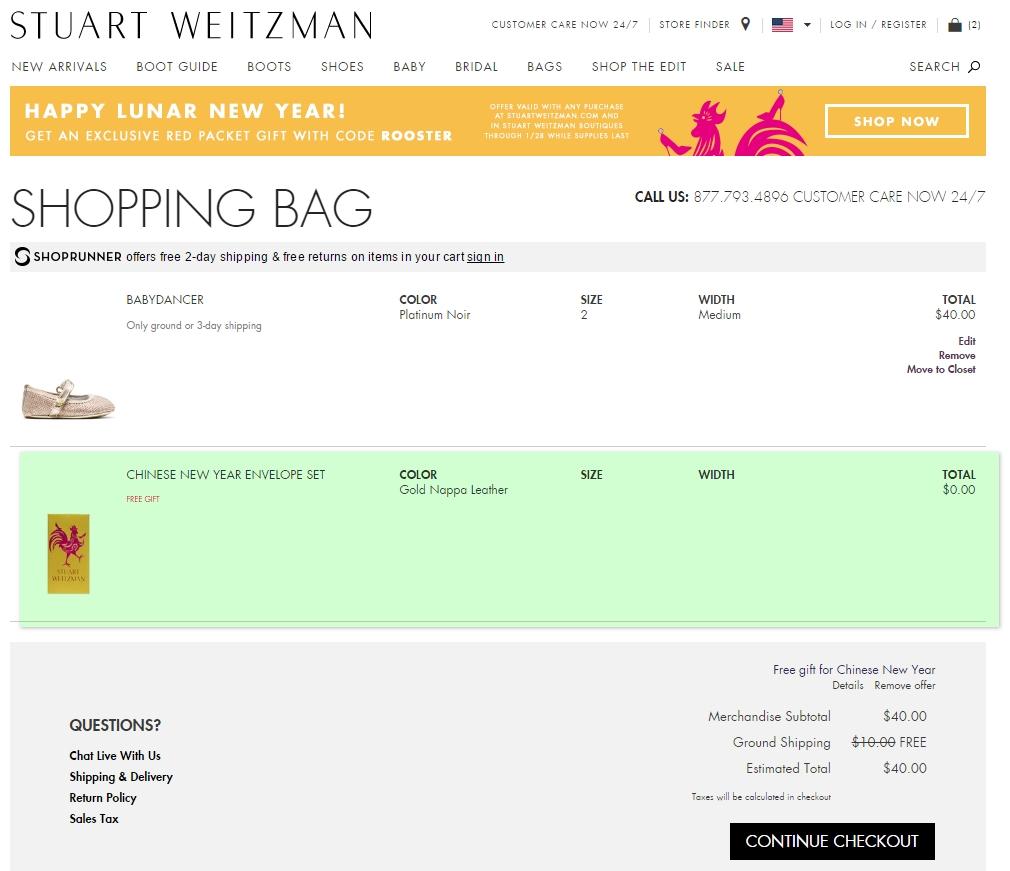 Stuart weitzman coupon code
