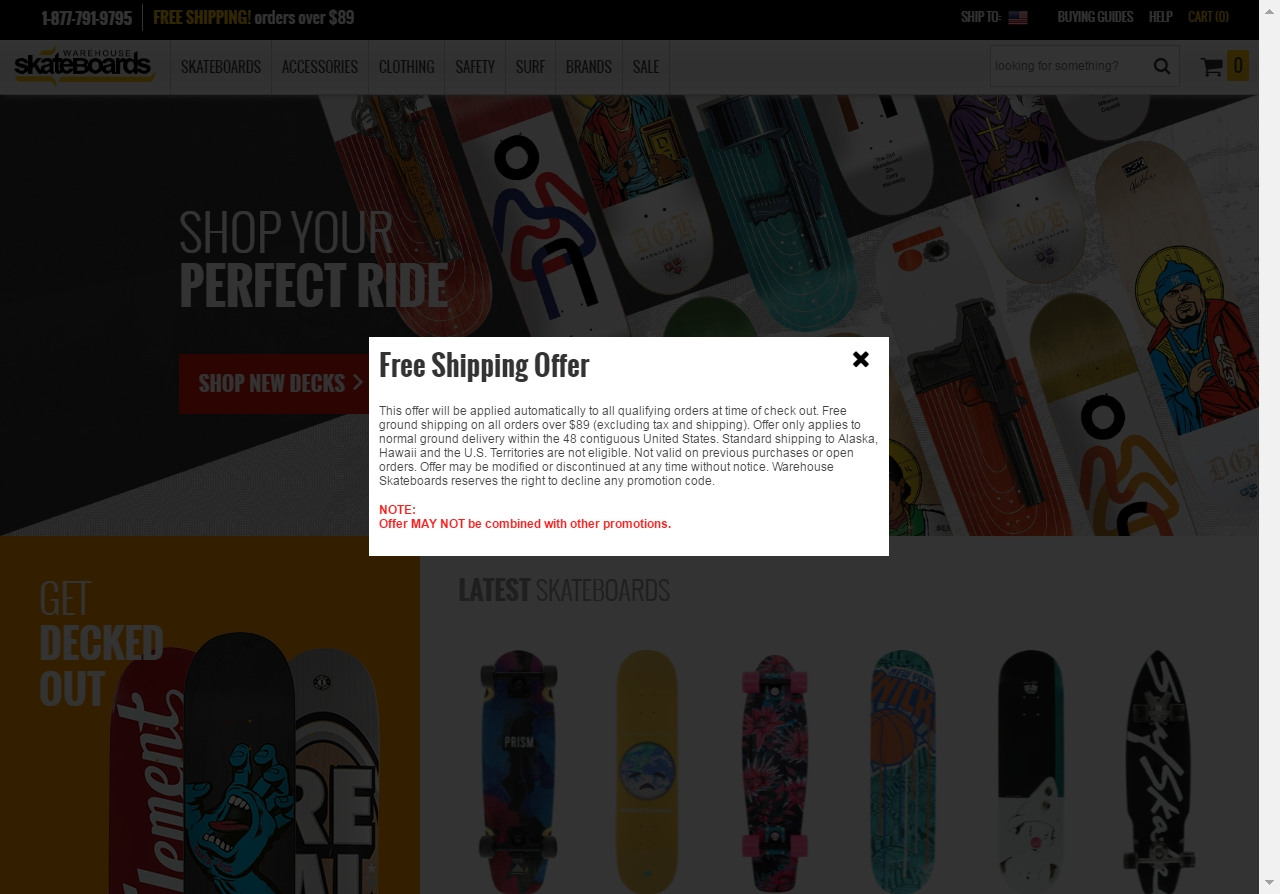 Skate warehouse coupon code