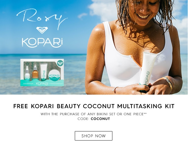 Kopari coupon code
