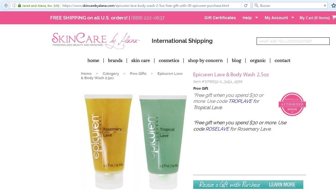 Skincare by alana promo code