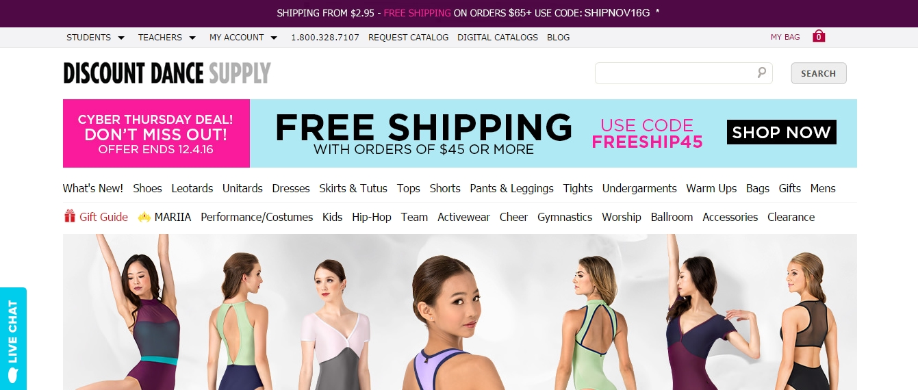 Discount dance supply coupon codes 2019