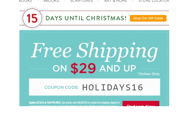 Deseret book coupon code