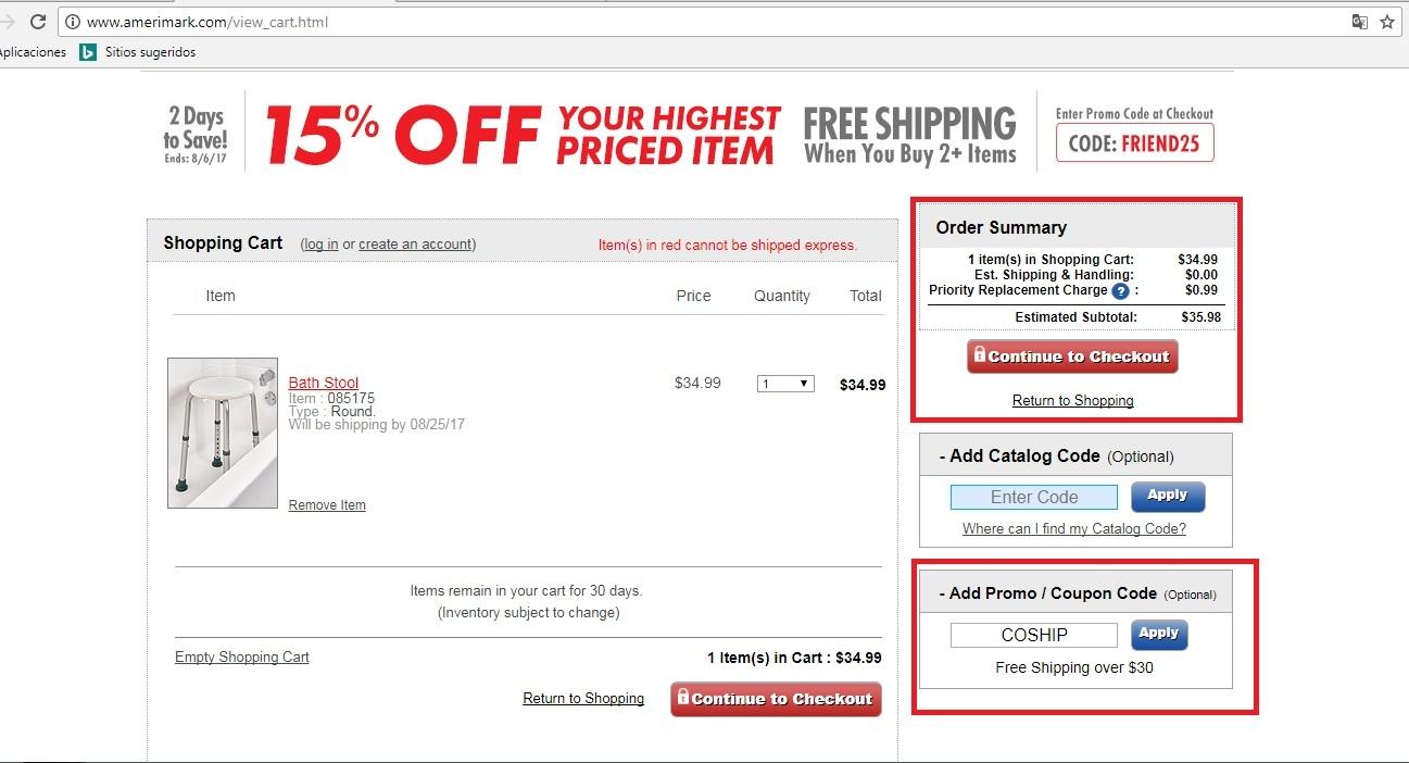 Amerimark coupon codes