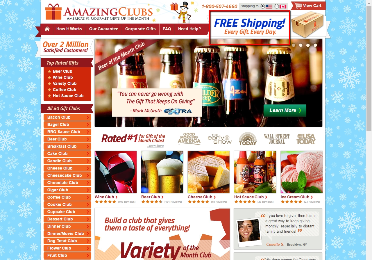 Amazing clubs coupon code