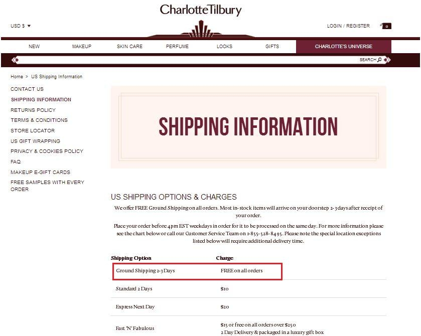 Save up to 25% at Charlotte Tilbury. Get the best coupons, promo codes & deals for Dec. Saving money starts at goodellsfirstchain.tk