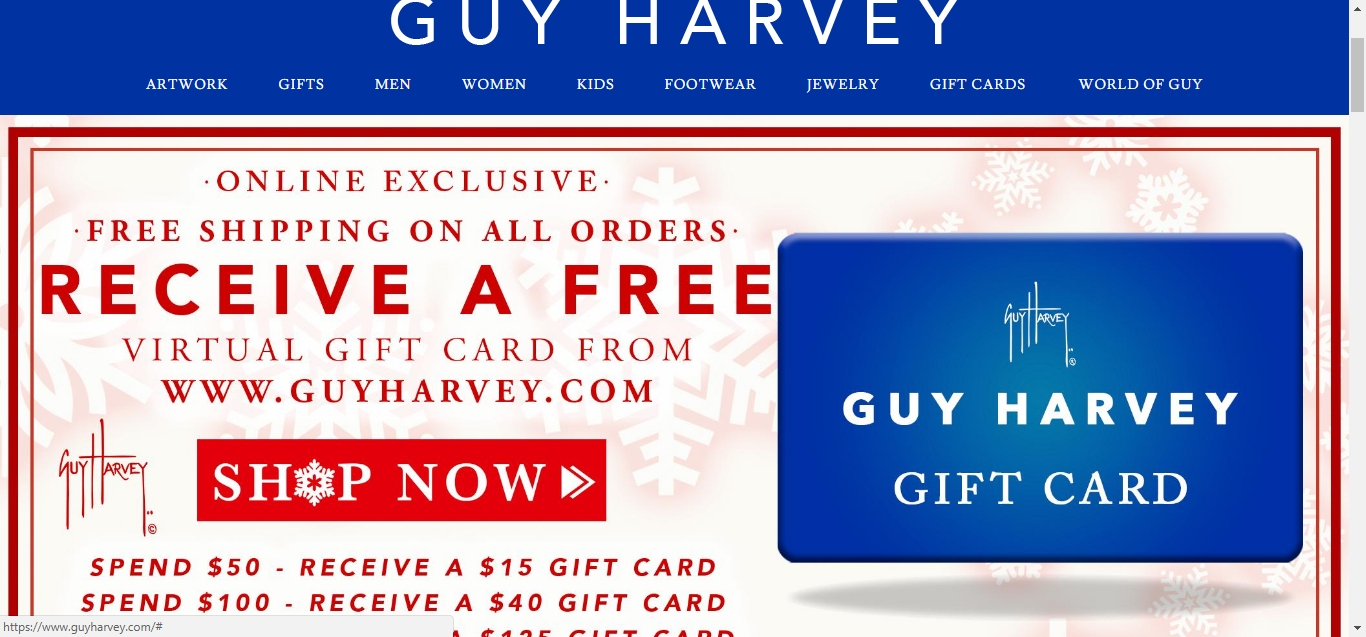 Guy harvey coupon code