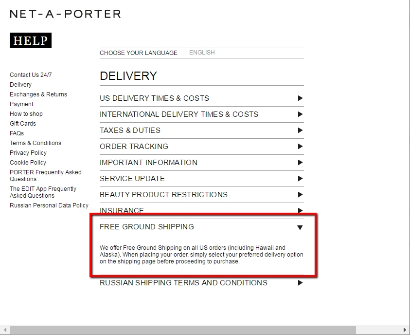 How to Use Net-a-Porter Coupons