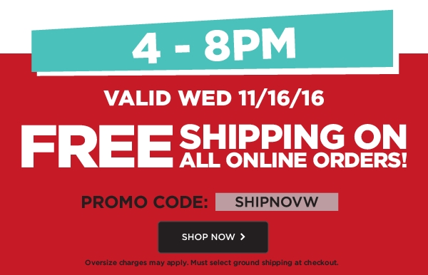 Michaels coupon code free shipping