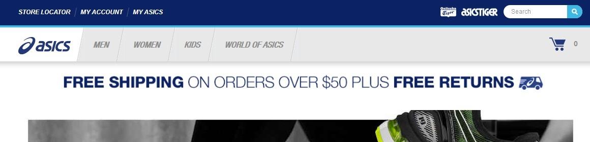 Asics coupon code 2018