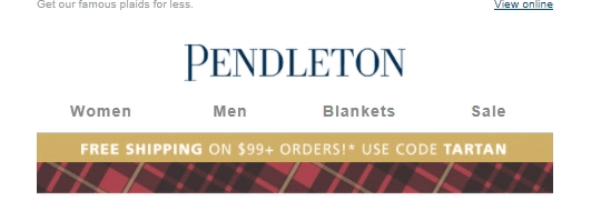 Oct. - Find the best 28 Pendleton coupons, promo codes and get free shipping Most popular: Up to 60% Off Home & Blankets Sale.