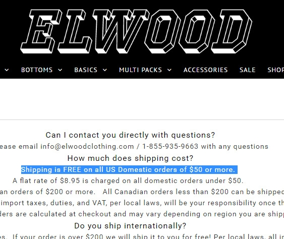 We have 73 elwood coupons for you to consider including 73 promo codes and 0 deals in December Grab a free hereffiles5gs.gq coupons and save money. Streetwear and urban clothing including curved hem tees, mens joggers, denim, hoodies, jackets and more. Rooted in Los Angeles, Created for the World/5(2).