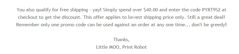 Coupons for moo com