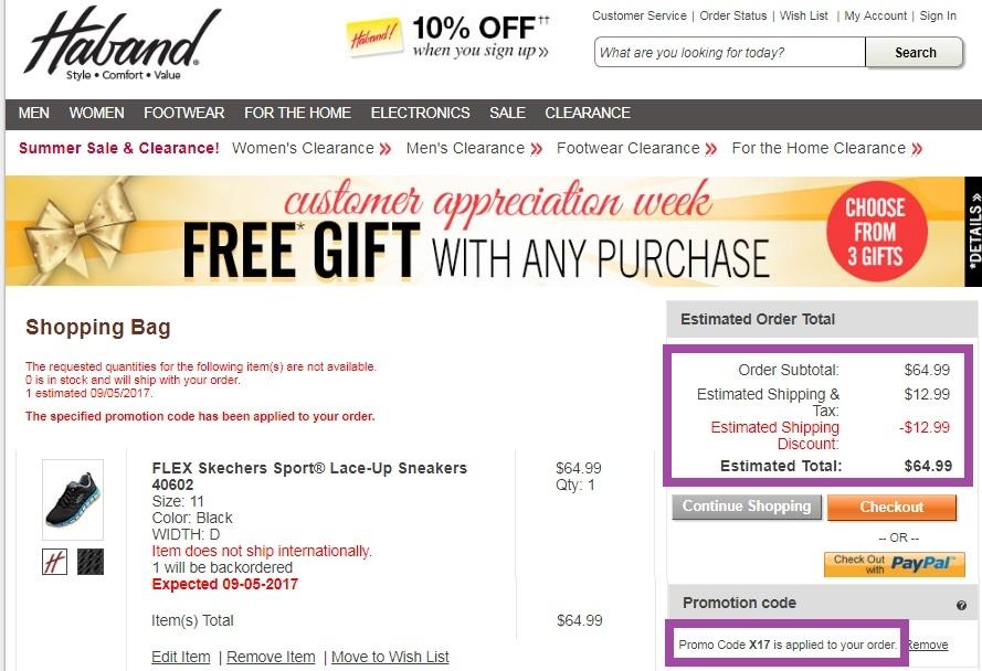 Haband coupon codes