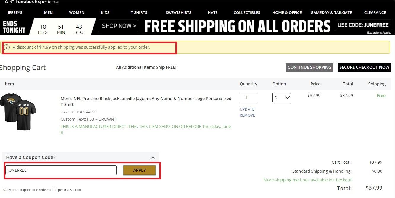Shop jaguars com coupons