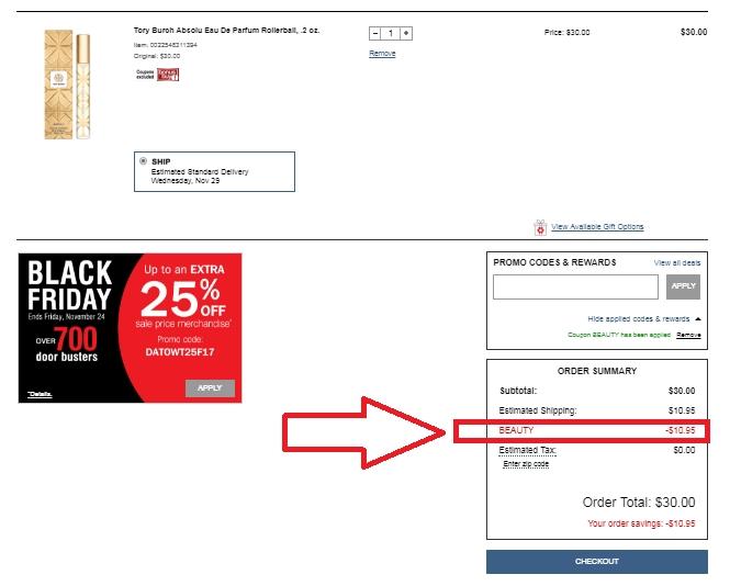 Discounts average $12 off with a Elder Beerman promo code or coupon. 6 Elder Beerman coupons now on RetailMeNot. December coupon codes end soon!