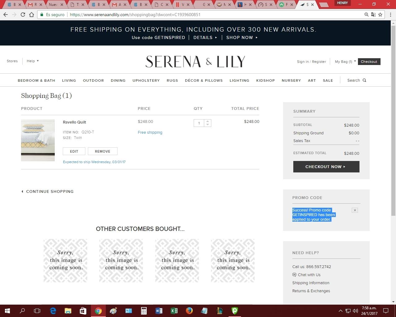 Get FREE Serena And Lily Coupon Codes and Free Shipping Codes! Find and share Serena And Lily Coupons at spiritmovies.ml
