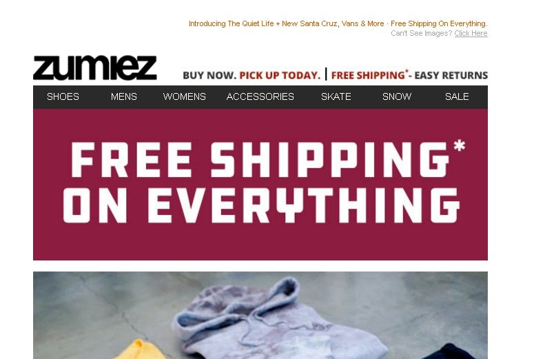 Zumiez coupon codes