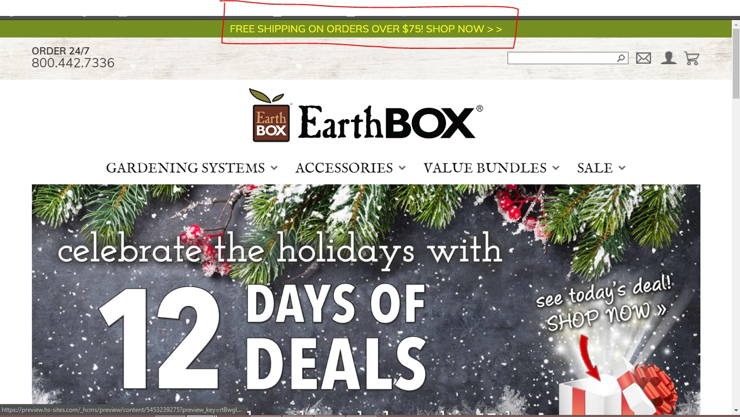 EarthBox Promo Codes for November, Save with 13 active EarthBox promo codes, coupons, and free shipping deals. 🔥 Today's Top Deal: (@Amazon) Up To 25% Off EarthBox. On average, shoppers save $30 using EarthBox coupons from cinemaflavour27.ml
