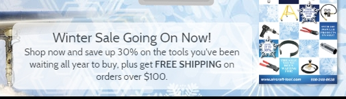 Aircraft Tool Supply is currently offering Free Shipping on Orders $+ at Aircraft Tool Supply (Site-wide) on their website. Click the blue button to view the details of this offer. You can redeem this discount while shopping at downloadfastkeysah.ga